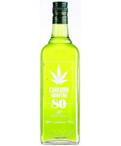 Absinto Cannabis 80 0,70L