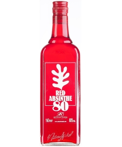 Absinto Red 80 0,70L