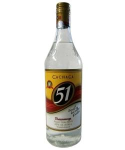 Aguardente CACHAÇA 51