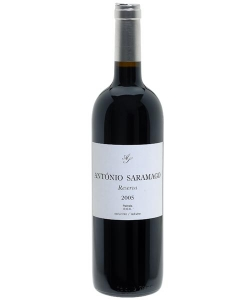 Vinho Antonio Saramago Reserva 2005 (Palmela)
