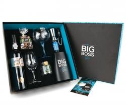 Conj. Gin Big Boss Dry H