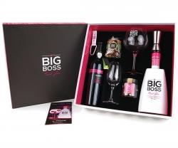 Conj. Gin Big Boss Pink I
