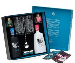 Conj. Gin BIG BOSS Duo Dry Pink O