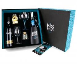 Conj. Gin Big Boss Dry L