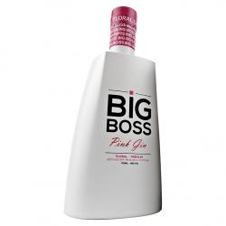 Gin BIG BOSS pink gin 0,70L Original Português
