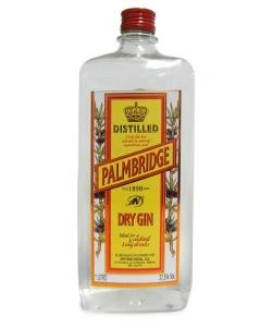 Gin PALM BRIDGE 1L (Pet)