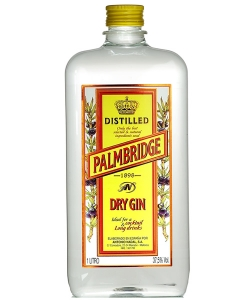 Gin Palmbridge Pet 1L