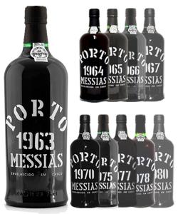 Porto Messias 1963/64/65/66/67/70/75/77/80