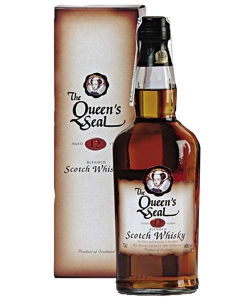 Whisky  Queen's Seal 12 anos
