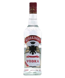 Vodka Rushkinoff 0,70L