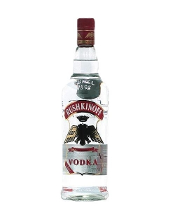 Vodka Rushkinoff 1L