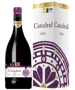 Vinho Catedral Magnun (Dão)