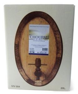 Vinho Choupal Neto Costa (Bag in Box)