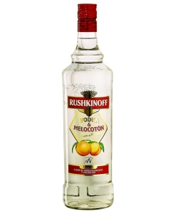 Vodka Rushkinoff Pêssego 1L