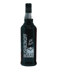 Vodka Rushkinoff Black