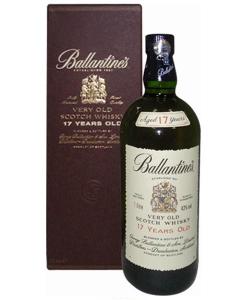 Whisky Ballentines 17 Anos