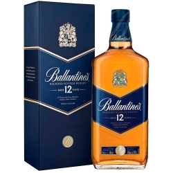 Whisky  Ballantine´s Gold Seal 12 Anos
